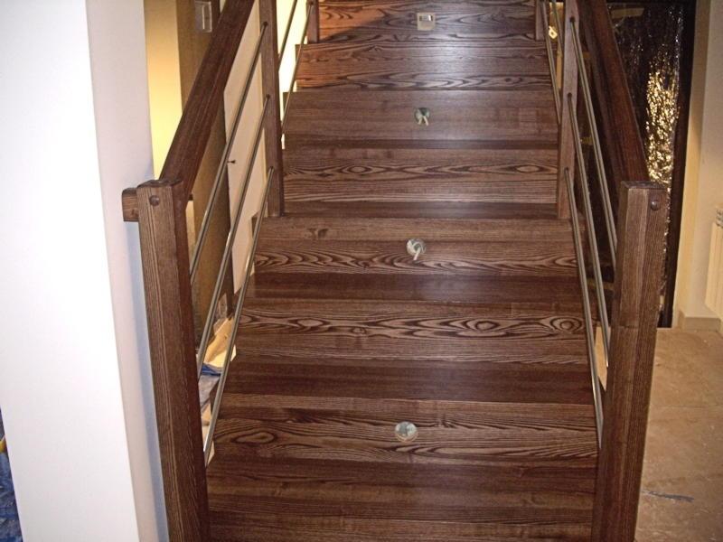 скрип лестницы методы устранения