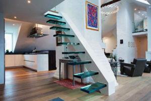 Квартирная лестница