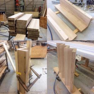 Производство лестница для частного дома