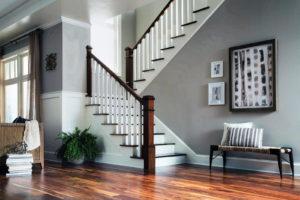 Ясеневая лестница
