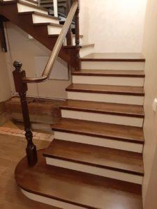 Лестницы на второй этаж в частном доме - Чехов