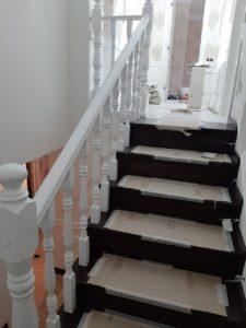 Лестница на второй этаж - Серпухов