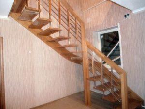 Лестница на 2й этаж - Дзержинск