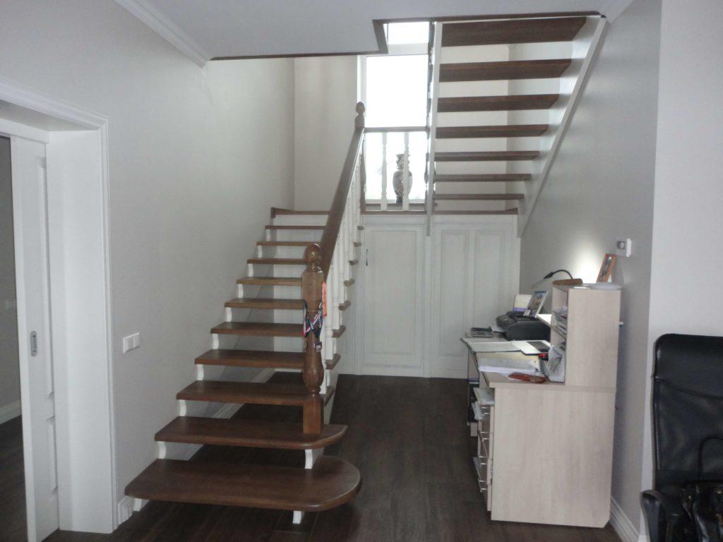 Лестницы для коттеджей - Коломна