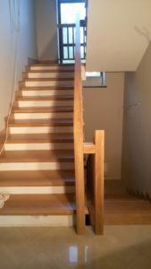 Лестницы на 2 этаж в частном доме - Подольск