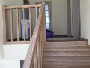Внутридомовые лестницы на второй этаж - Волоколамск